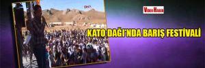 Kato Dağı'nda barış festivali