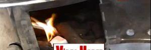 Zeytin posasından yakıt üretti