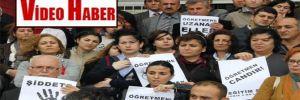 İzmir'de 5 öğretmene saldırıya tepki