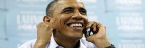 Obama'ya iPhone yasağı