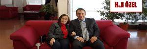 CHP'nin asırlık çınarı Nezihe Altıok H&H'yi ziyaret etti