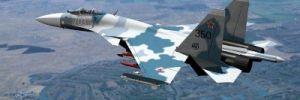 İki Rus uçağı havada çarpıştı