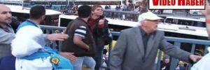AKP mitingi sonrası gerginlik