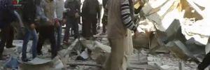 Füzeli saldırı: 16 ölü