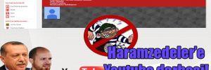 Haramzedeler'e Youtube darbesi!