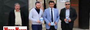 Manisalı CHP'liler genelev çalışanlarını ziyaret etti, oy istedi