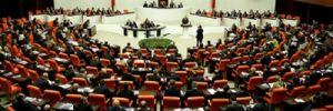 Meclis'te 'Fezleke' toplantısı