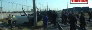 Mersin'de tren kazasında ölü sayısı 10'a çıktı