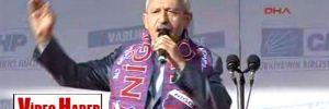 Kılıçdaroğlu: AKP'yi sandıkta sallandıracaksınız