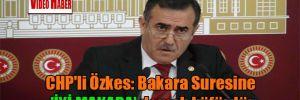 CHP'li Özkes: Bakara Suresine 'iyi makara' demek küfürdür