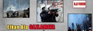 Efkan Ala gazlamaya full devam ediyor