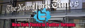 New York Times'ın Twitter Yorumu: Ses Kayıtları Erdoğan'a Meydan Okuma