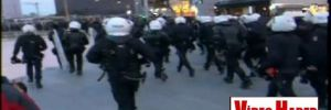 Taksim Meydanı'nda polis müdahalesi!