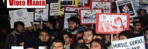 Trabzon'da 'Berkin uyanamadı, uyan Türkiye' yürüyüşü