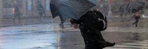 Meteoroloji'den Antalya'ya kuvvetli yağış uyarısı!