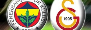 Fenerbahçe 1- Galatasaray 1