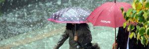 Meteoroloji'den bütün yurda kuvvetli sağanak yağış uyarısı