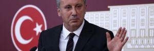 İnce'den Erdoğan'a: Parti genel başkanı olarak şahsının hediyesi gibi davranmayacaksın