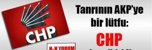 Tanrı'nın AKP'ye bir lütfu: CHP (yazı dizisi 2)