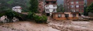 Artvin'de sel nedeniyle 8 kişi hayatını kaybetti