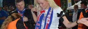 Türkiye-İzlanda maçı öncesi, Konya'da geniş güvenlik önlemi