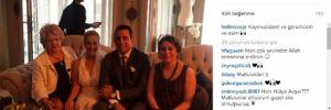 Helin Avşar, Serhan Bora ile Evlendi