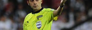 Cüneyt Çakır Suudi Arabistan Süper Kupa finalini yönetecek