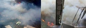 Antalya'da yangın! Yerleşim yerlerini tehdit ediyor