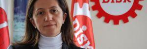 DİSK'in yeni yönetimi belli oldu; Arzu Çerkezoğlu yeniden Genel Başkan