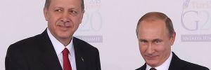 Erdoğan ve Putin, Sputnik V aşısını görüştü