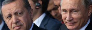Erdoğan ile Putin telefonda görüştü!