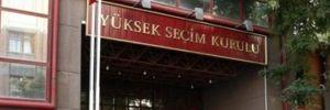 YSK İstanbul seçimlerine itirazı gündemine aldı