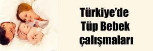 Türkiye'de Tüp Bebek çalışmaları