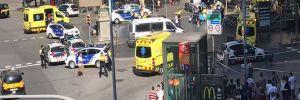 Barcelona saldırganı etkisiz hale getirildi