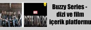 Buzzy Series – dizi ve film içerik platformu