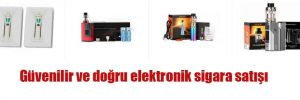 Güvenilir ve doğru elektronik sigara satışı