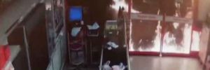 Eyüp'te molotoflu saldırı