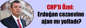 CHP'li Özel: Erdoğan cezaevine ajan mı yolladı?