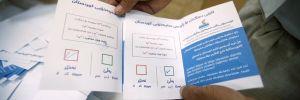Kuzey Irak'taki referandum sandığından ilk sonuçlar geldi