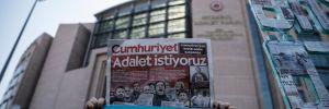 Cumhuriyet Gazetesi davasında savcı mütalaasını verdi