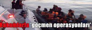 Rakamlarla 'göçmen operasyonları'