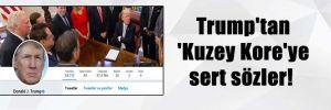 Trump'tan 'Kuzey Kore'ye sert sözler!
