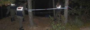 Kayıp kepçe operatörünün, ormanda cesedi bulundu