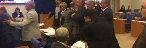 Plan ve Bütçe Komisyonu'nda CHP ve AKP'li vekil arasında gerginlik!