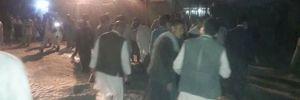 Camiye intihar saldırısı düzenlendi