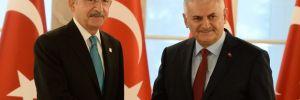 Kemal Kılıçdaroğlu ve Binali Yıldırım bugün bir araya gelecek