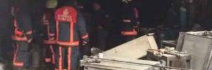İstanbul'da tanker deposunda patlama!