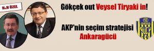 Gökçek out Veysel Tiryaki in! AKP'nin seçim stratejisi Ankaragücü