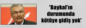 'Baykal'ın durumunda kötüye gidiş yok'