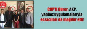 CHP'li Gürer: AKP, yapboz uygulamalarıyla eczacıları da mağdur etti!